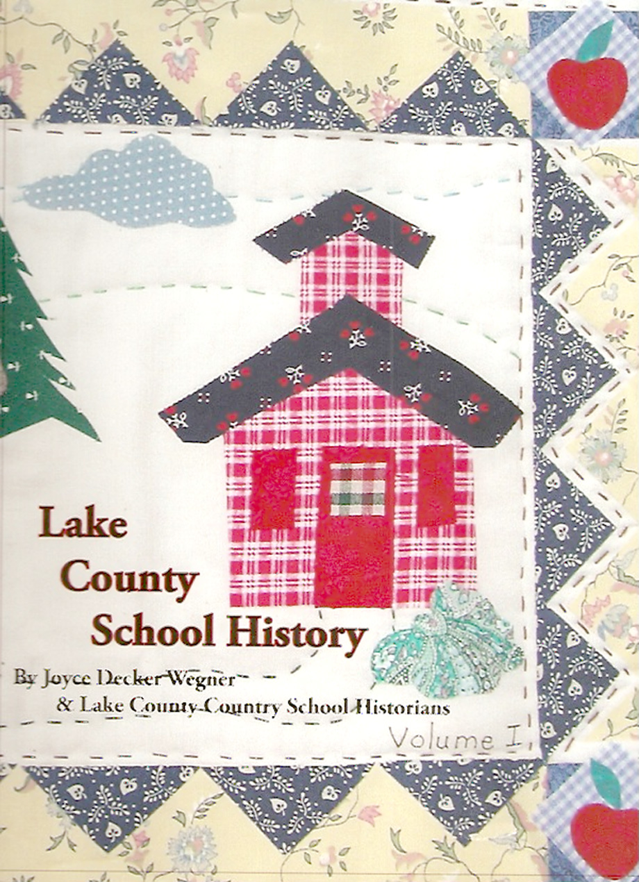 Lake County School History, Volume I