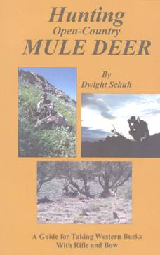 Hunting Open Country Mule Deer