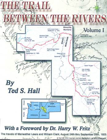The Trail Between The Rivers