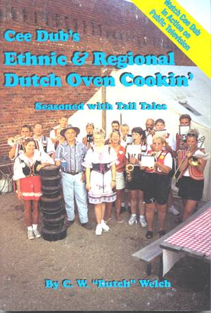 Ethnic and Regional Dutch Oven Cookin'