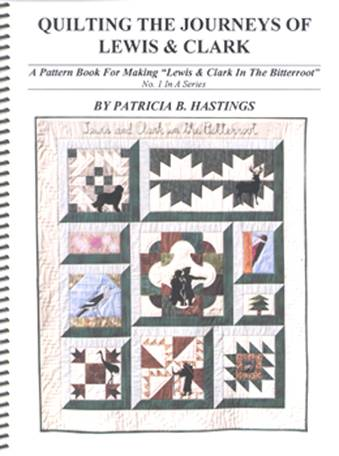 Quilting the Journeys of Lewis & Clark