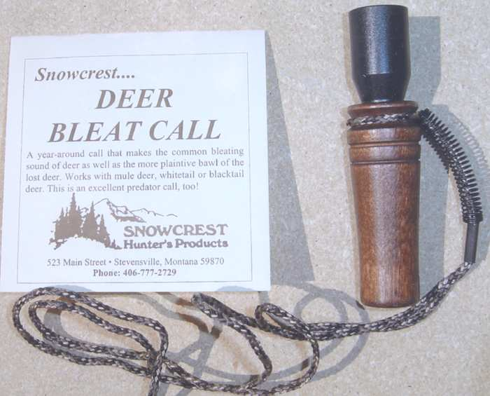Deer Bleat Call