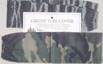 Snowcrest Grunt Tube Covers
