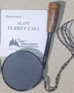 Snowcrest Slate Turkey Call