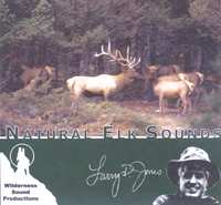 Natural Elk Sounds