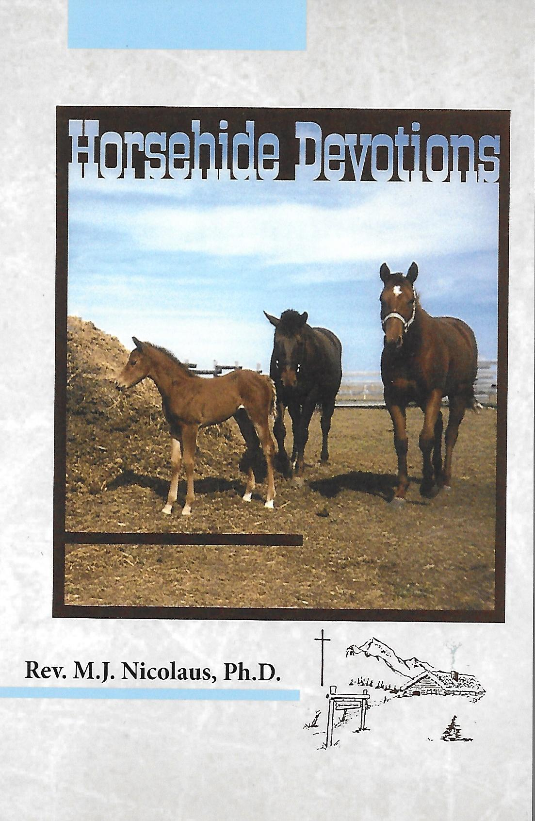Horsehide Devotions