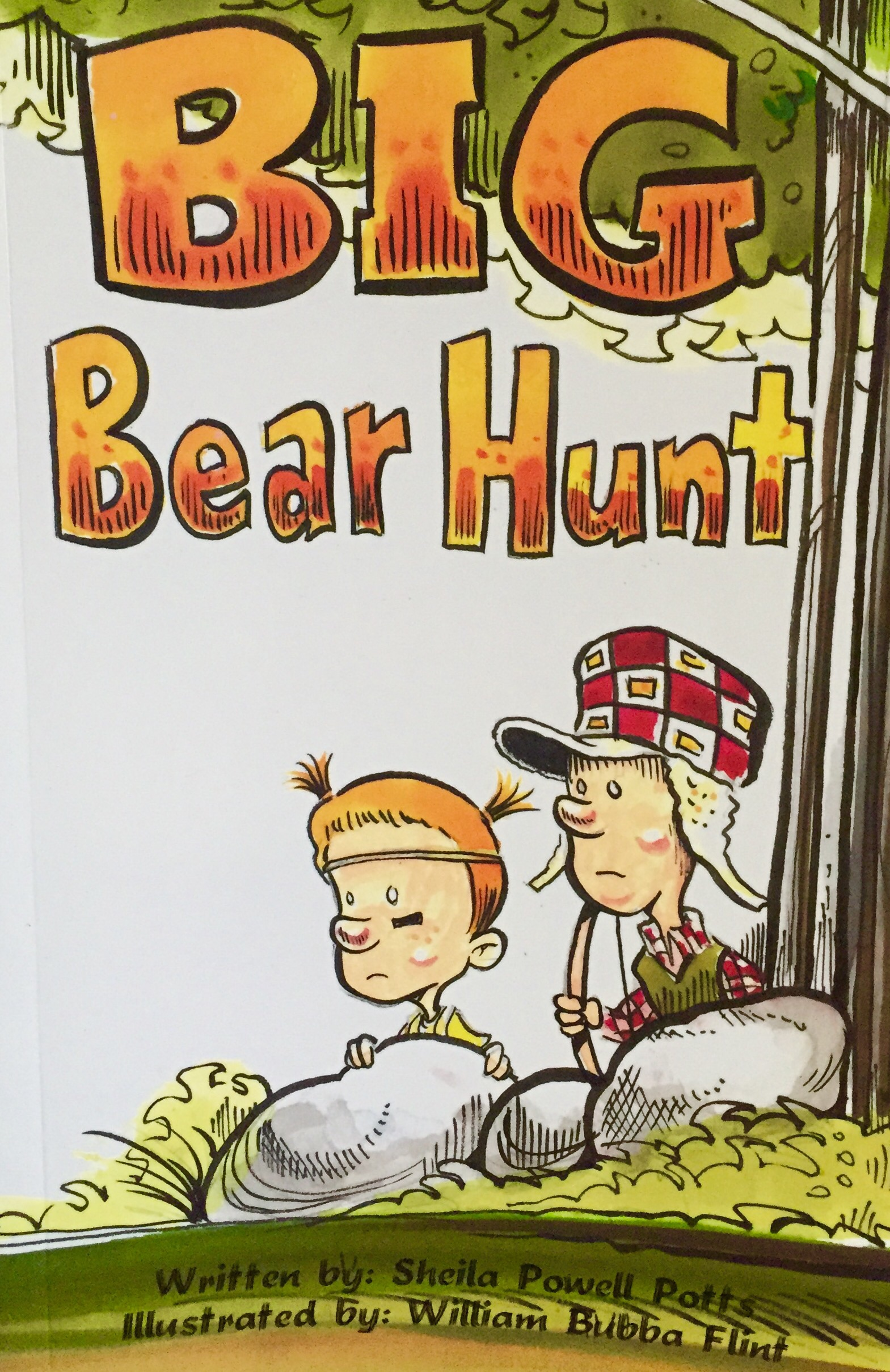 Big Bear Hunt