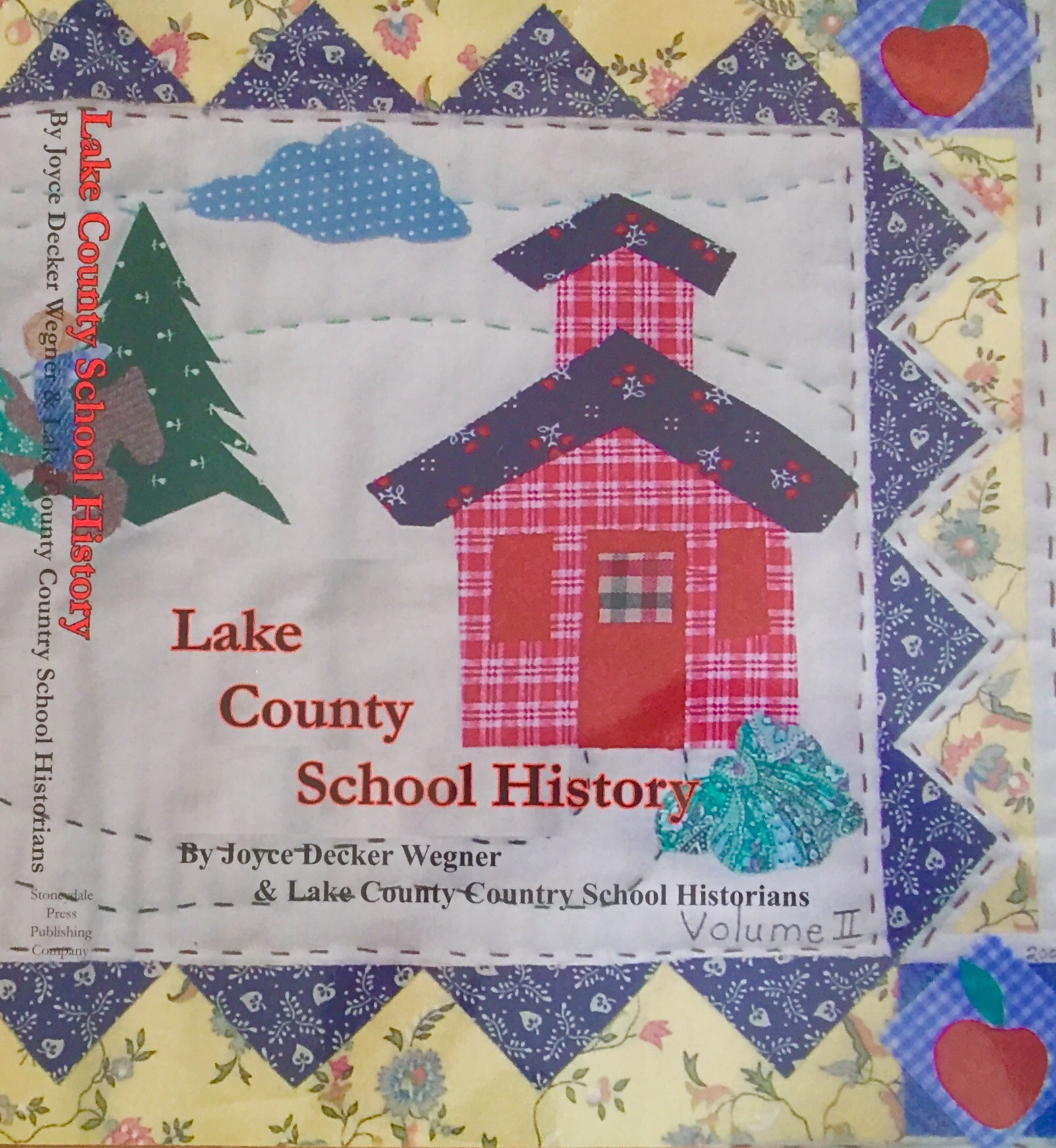 Lake County School History, Volume II