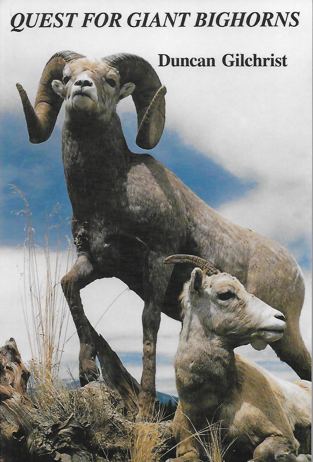 Quest for Giant Bighorns