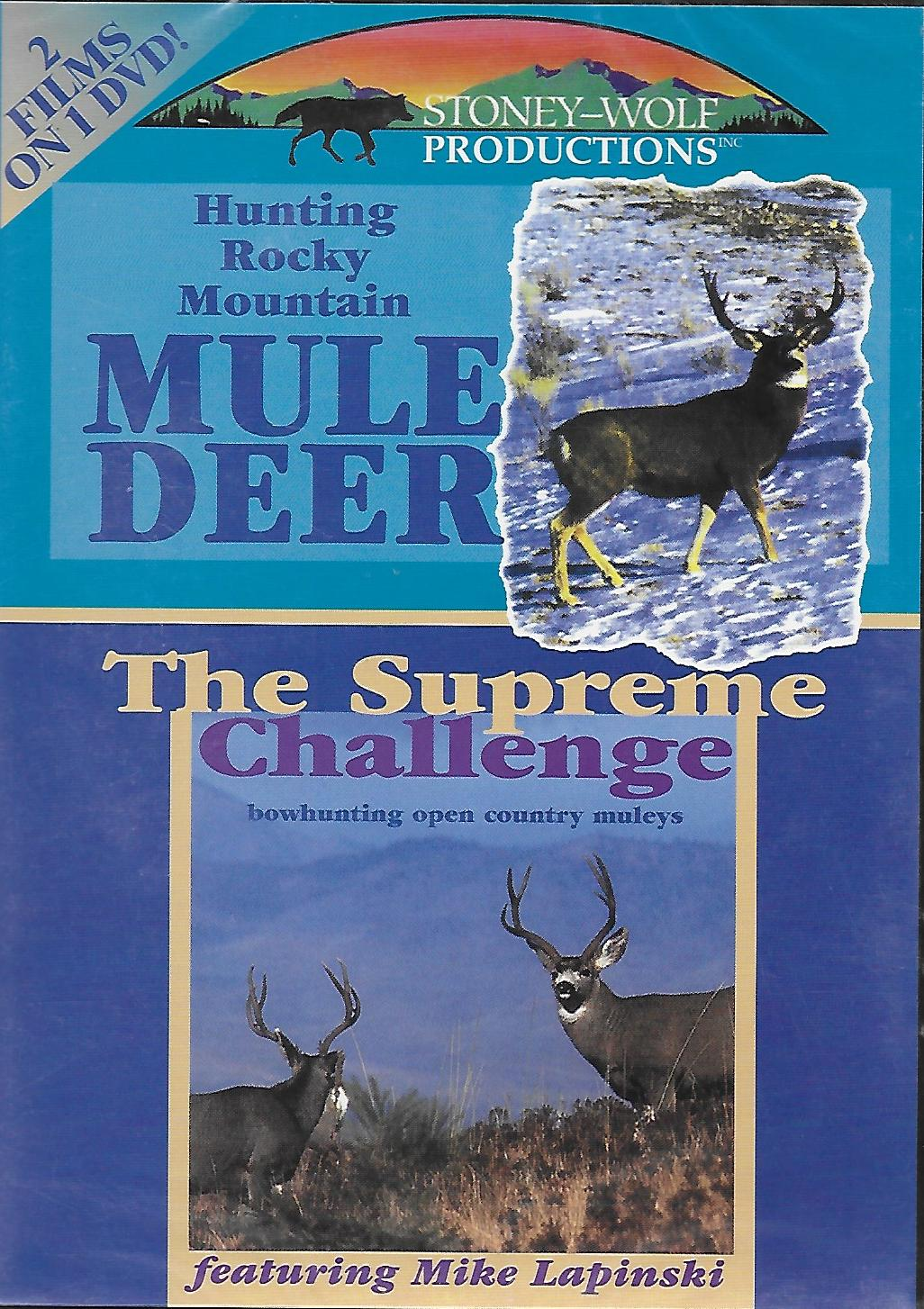 Mule Deer/The Supreme Challenge DVD
